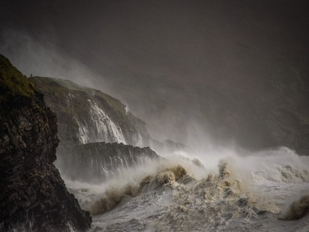 Jak wzburzone morze